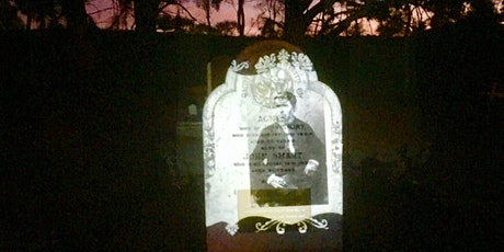 Copy of Projected History: The Golden Grove Cemetery tickets