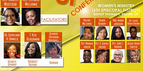 LEVEL UP Women's Conference tickets