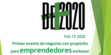 be+2020 entradas