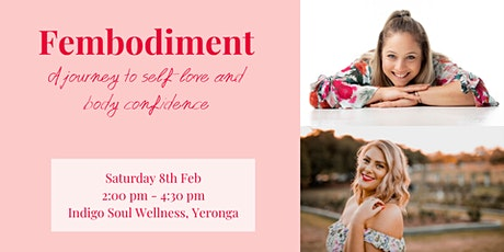 Fembodiment - A Journey to Self-Love and Body Confidence tickets