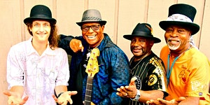 Biscuit Miller and the Mix at Key Palace Theatre on...