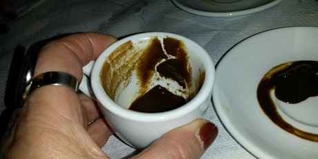 Learn to READ COFFEE CUPS WORKSHOP tickets