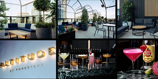 SOLD OUT! VCC Meet & Mingle - Altitude Rooftop Bar