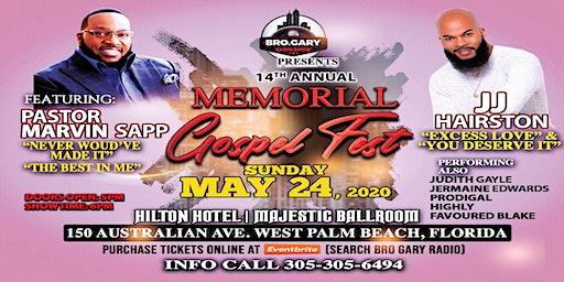 MEMORIAL GOSPEL FEST