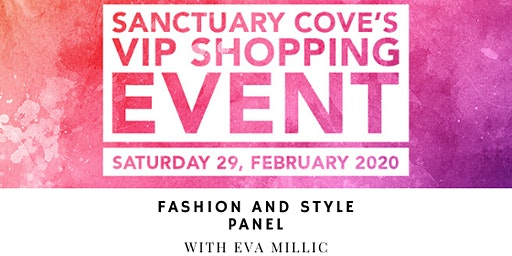 Sanctuary Cove VIP Shopping Event: Fashion and Style Panel