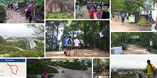 Puchong Hill-Sunday Morning Hike (Moderate)