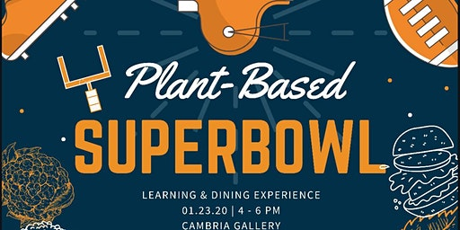 Plant-Based Learning and Dining Experience