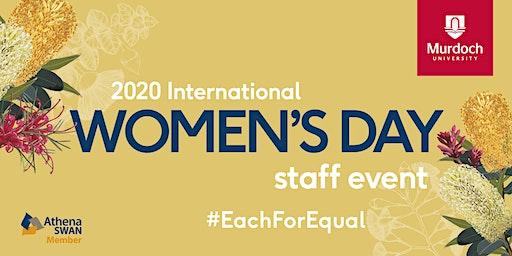 2020 International Women's Day event