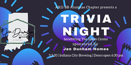 Trivia Night benefiting the Julian Center tickets