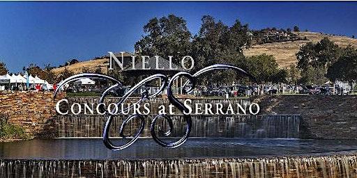 Niello Concours at Serrano