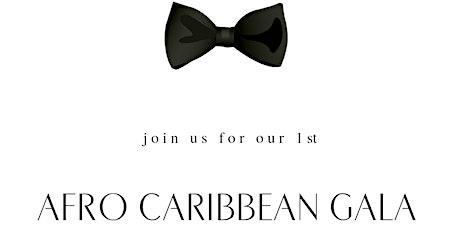 Afro Caribbean Gala  tickets