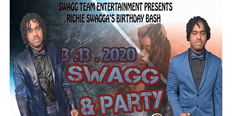 Swagg & Party tickets