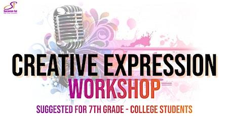 Creative Expression Workshop tickets