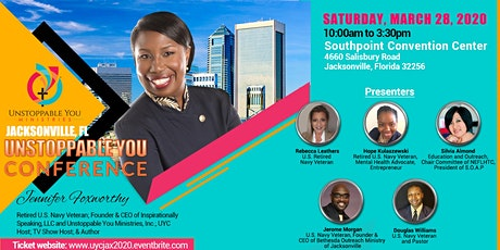 Unstoppable You Conference (Jacksonville, FL) tickets