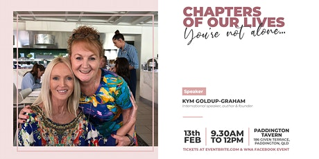 Brisbane | The Chapters of Our Lives tickets