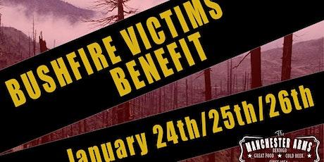 """Make Some Noise"" Bushfire Victim Benefit tickets"