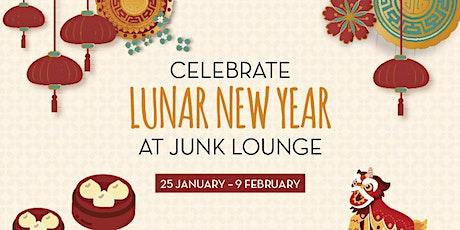 Lunar New Year Banquet tickets