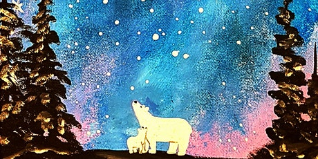 Paint Polar Love at Edith & Arthur in Surrey tickets