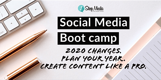 Social Media Quick-Starter Boot Camp