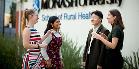 Monash Rural Health Bendigo Open Day tickets
