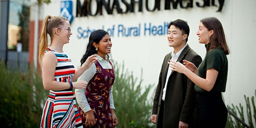 Monash Rural Health Bendigo Open Day