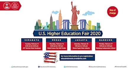 U.S. Higher Education Fair 2020 (Bandung) tickets