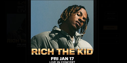 Drai's Nightclub Rich The Kid Free  Guest List