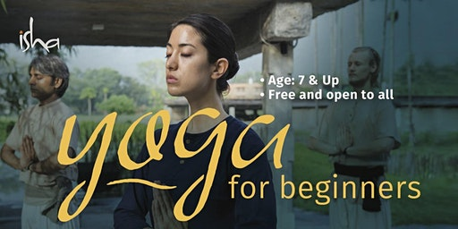 Yoga for Beginners (FREE Class)
