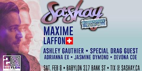 Sashay WinterPride Edition tickets
