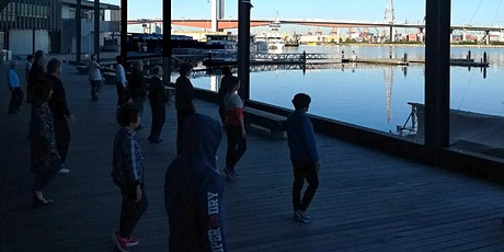 Tai Chi and Qigong for Beginners in Docklands tickets