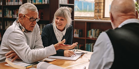 Strata information sessions for seniors with Seniors Rights Service tickets