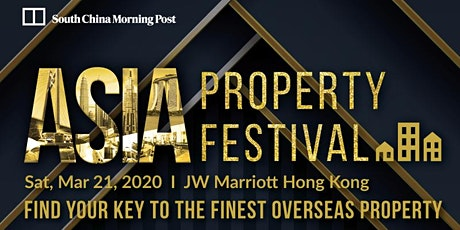 Asia Property Festival 2020 tickets