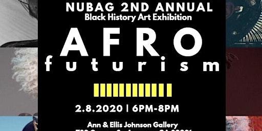 Afrofuturism Black History Exhibit