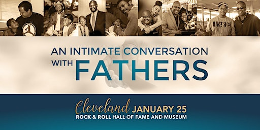 An Intimate Conversation with Fathers - COLOR HIM FATHER BOOK TOUR