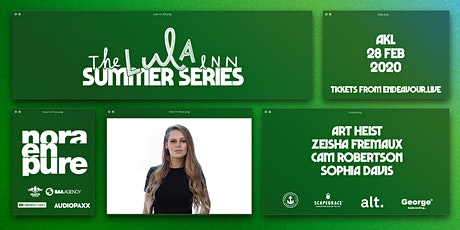 Nora En Pure - The Lula Inn Summer Series tickets