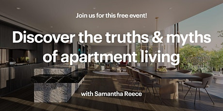 Discover the truths & myths of apartment living tickets