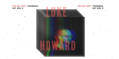 Luke Howard Live tickets