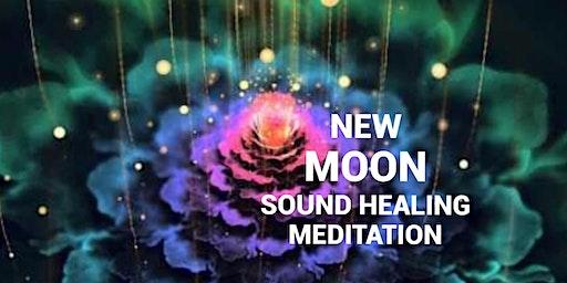 New Moon Sound Healing Meditation