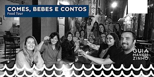 Guia Manezinho Food Tour: Comes, Bebes e Contos