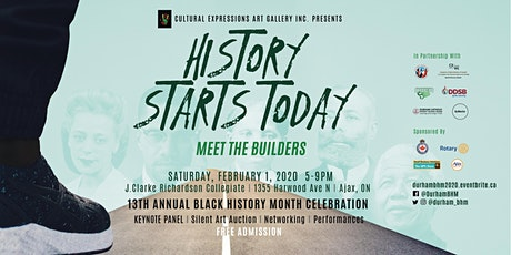 13th Annual Durham Black History Month Celebration tickets