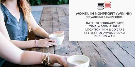 Women in Nonprofit (WIN HK) Networking & Happy Hour tickets