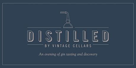 Vintage Cellars | Distilled tickets