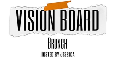 Vision Board Brunch tickets