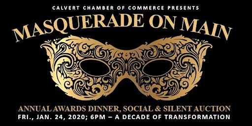 Masquerade on Main:  2020 -- A Decade of Transformation