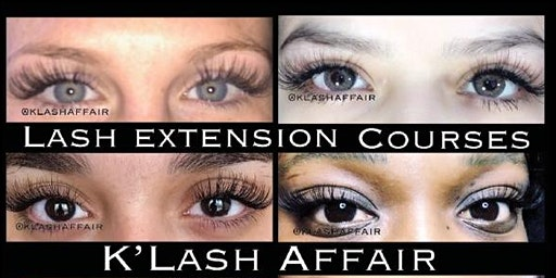Baton Rouge Eyelash Extension Course