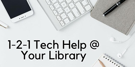 1-2-1 Tech Help Kurri Kurri Library tickets