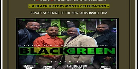 BLACK GREEN Film & DIVORCE N' US Play tickets
