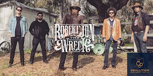 Robert John and The Wreck At Ebullition Brew Works