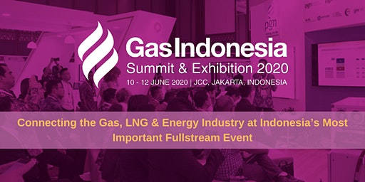 Gas Indonesia Summit & Exhibition 2020