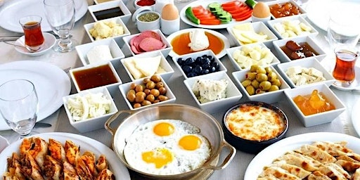 Turkish Brunch Buffet